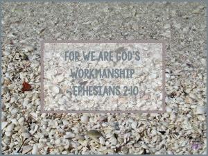 Mom's Priority verse of the week- Ephesians 2:10