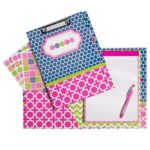 Cute clipboard for back to school