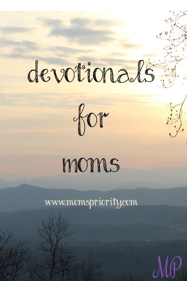 Devotionals for Moms