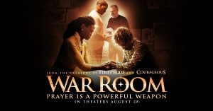 War Room Review ~ Mom's Priority