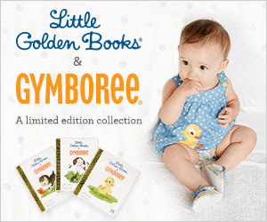 Little Golden Books Collection at Gymboree