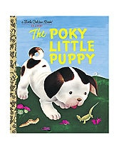 The Poky Little Puppy by Little Golden Books