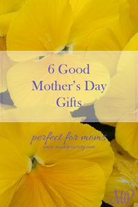 good mother's day gifts