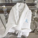 Gifts for Dad ~ personalized robe