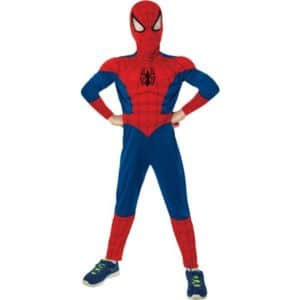 Spider Man Kids Halloween Costume