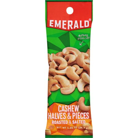 Emerald Roasted & Salted Cashew Halves & Pieces