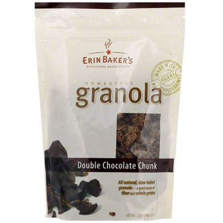 Erin Baker's Homestyle Double Chocolate Chunk Granola