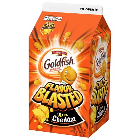 Goldfish crackers - Walmart