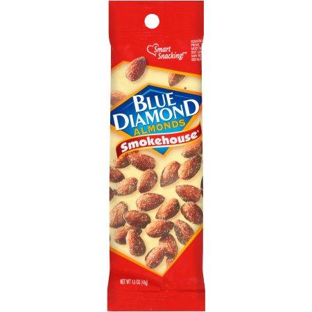 Wholesale Almonds: Blue Diamond Smokehouse Almonds in convenient 1