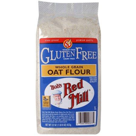 Bob's Red Mill Whole Grain Gluten-Free Oat Flour