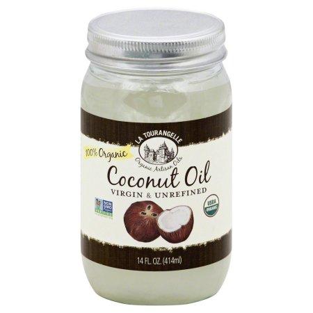 La Tourangelle Organic Virgin Coconut Oil