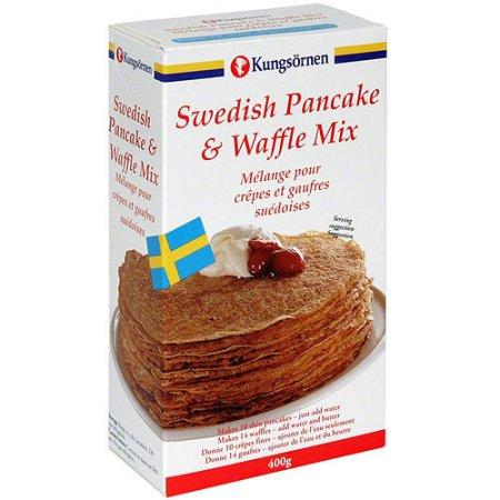 Kungsornen Swedish Pancake & Waffle Mix