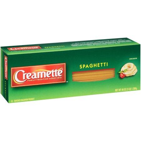 Creamette ® Spaghetti 48 oz. Box