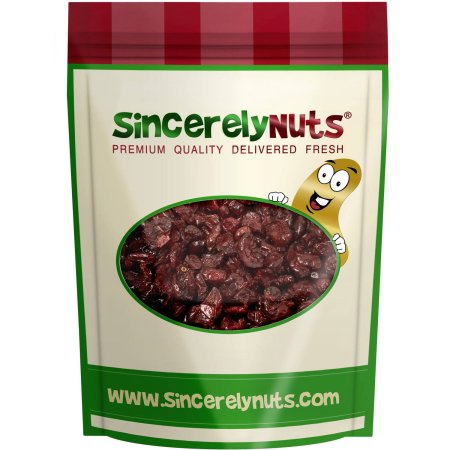 Sincerely Nuts Dried Sweetened Cranberries