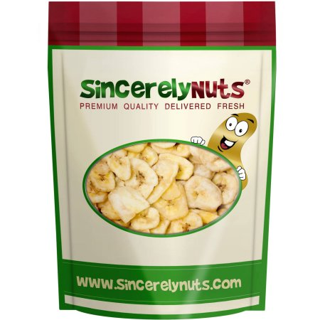 Sincerely Nuts Unsweetened Banana Chips