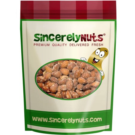 Sincerely Nuts Smokehouse Almonds