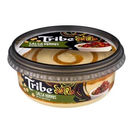 Tribe Swirl Gluten-Free Hummus Salsa