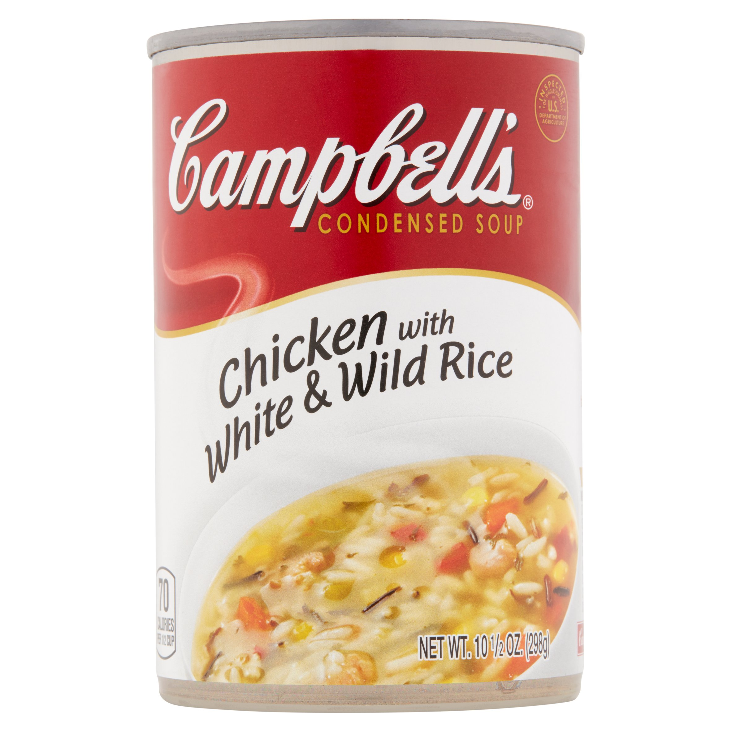 Campbell's Chicken With White & Wild Rice Condensed Soup