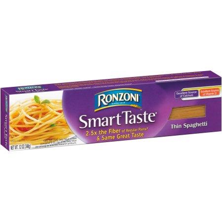 Ronzoni ® Smart Taste ® Thin Spaghetti Pasta 12 oz. Box