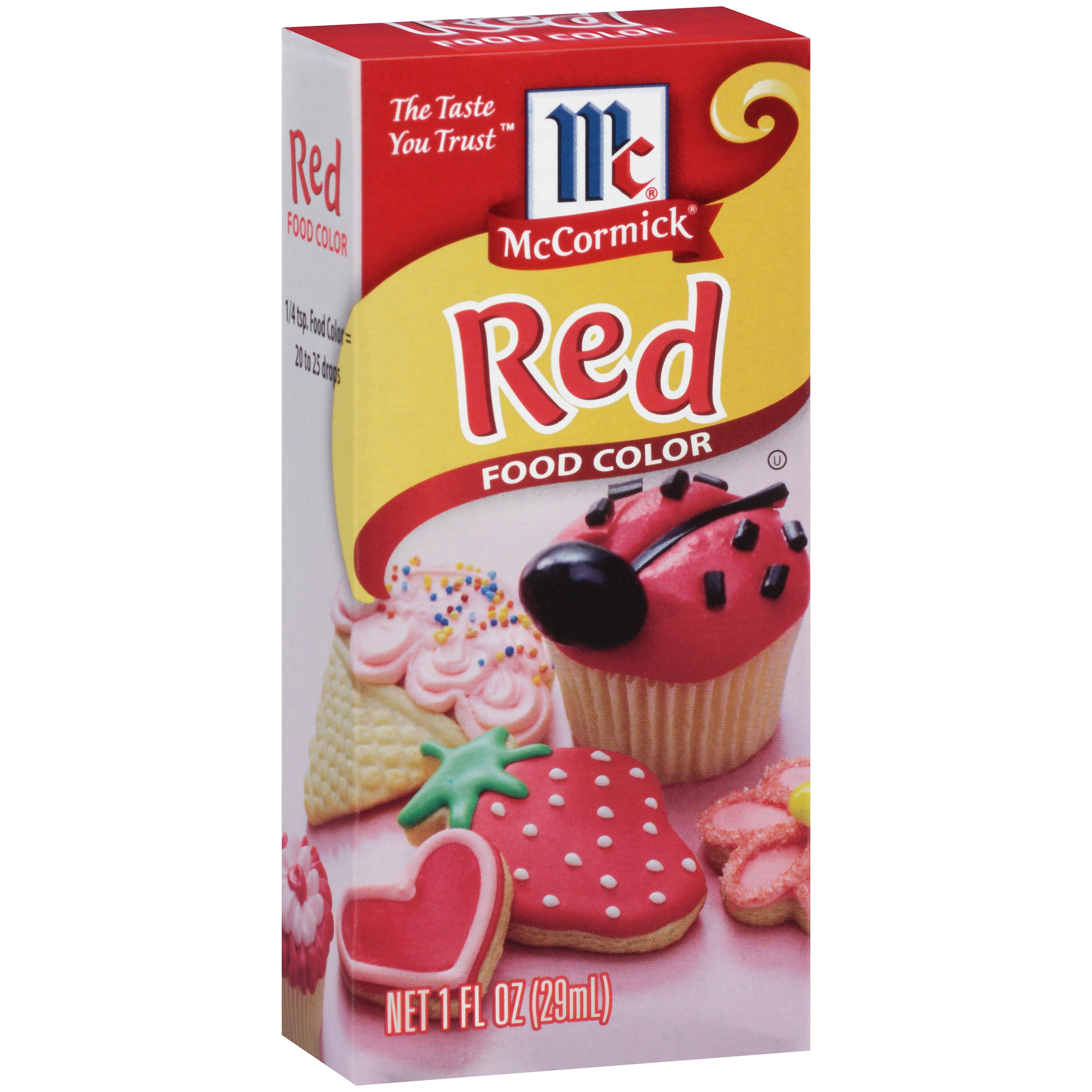 McCormick Red Food Coloring
