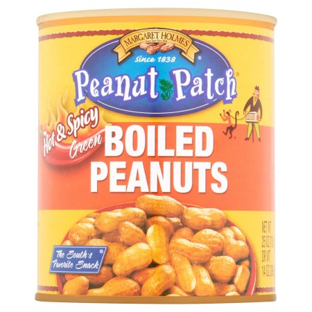 how to cook margaret holmes boiled peanuts