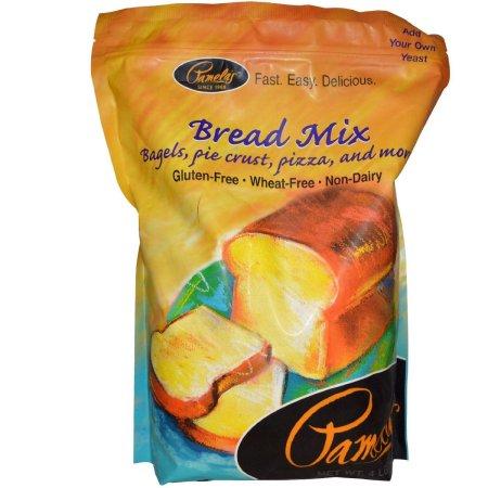 Pamela's Products Amazing Wheat Free & Gluten-free Bread Mix