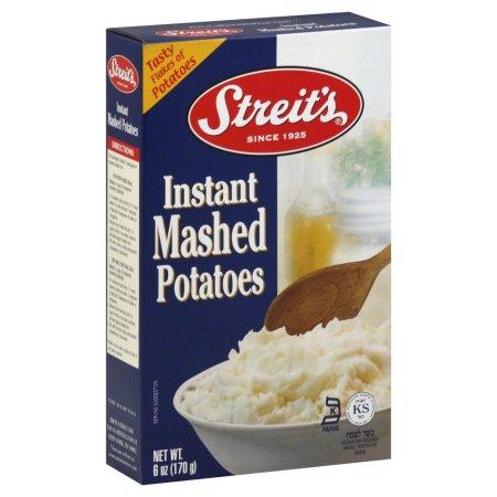 streit s passover instant mashed potato mix 6 oz moms priority. Black Bedroom Furniture Sets. Home Design Ideas