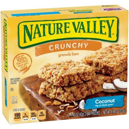 Nature Made Granola Bar Calories