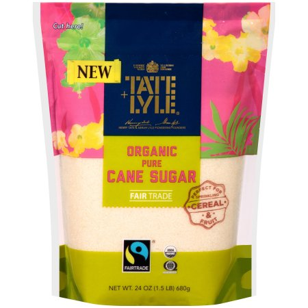 Tate & Lyle Organic Pure Cane Sugar