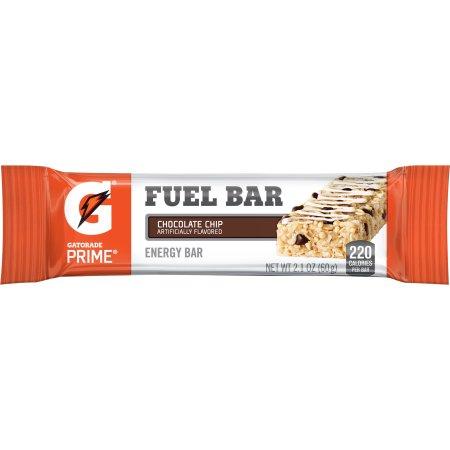 Gatorade Prime Fuel Bar Chocolate Chip