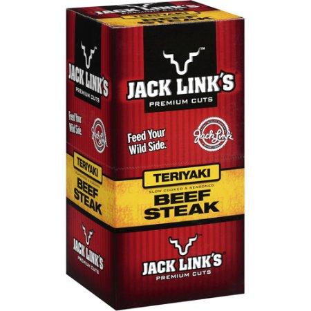 Jack Link's Teriyaki Beef Steak