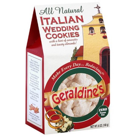 Geraldine's Italian Wedding Cookies