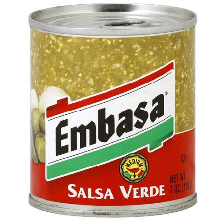 Embasa Medium Salsa Verde