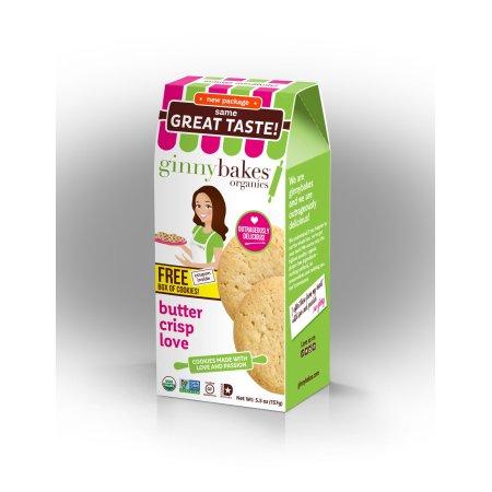 Ginnybakes Organic Gluten-Free Cookies
