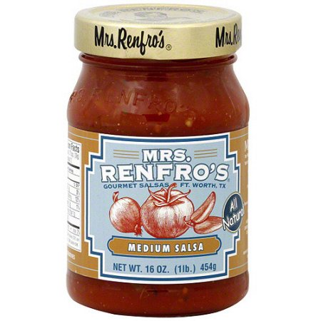 Mrs. Renfro's Medium Salsa