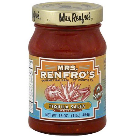 Mrs. Renfro's Tequila Salsa