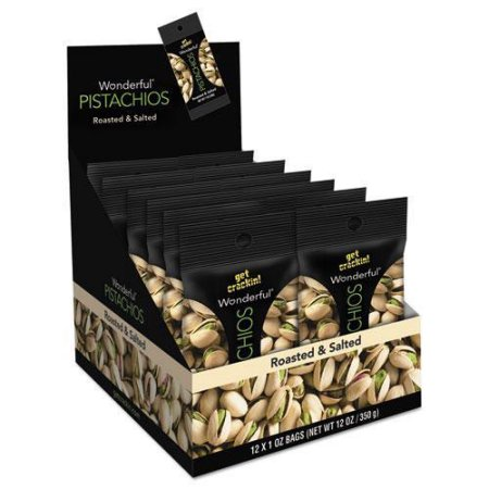 Paramount Farms 072142A25X Wonderful Pistachios