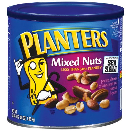 Planters Mixed Nuts 56 oz. Canister