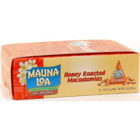 Mauna Loa Honey Roasted Tetra Carton Macnuts