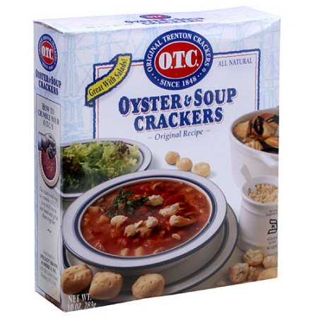 O.T.C. Oyster Crackers