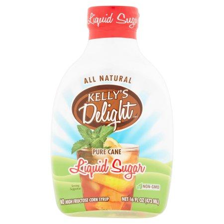 Kelly's Delight Pure Cane Liquid Sugar