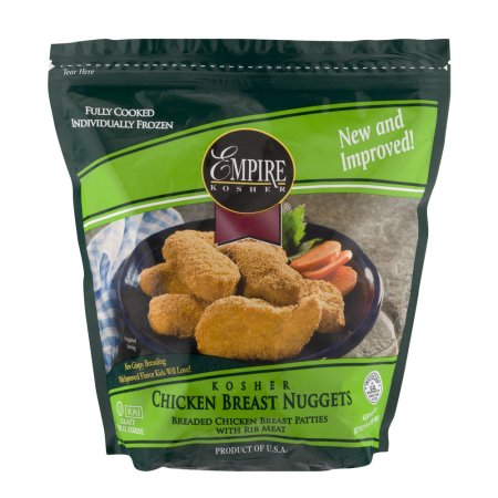 Empire Kosher Chicken Breast Nuggets