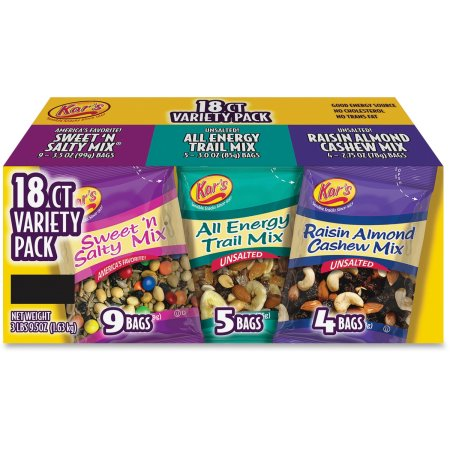 Kar's Trail Mix Variety Pack