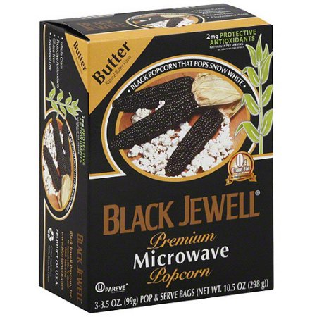 Black Jewell Black Buttered Popcorn