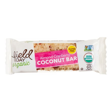 Field Day Organic Almond Cranberry Coconut Bar