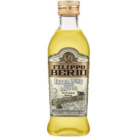 Filippo Berio Extra Light Tasting Olive Oil 16 9 Fl Oz