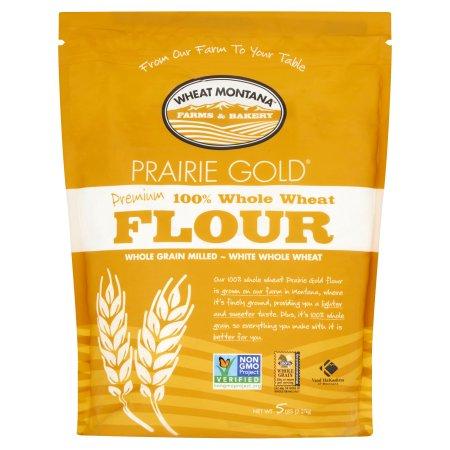 Wheat Montana, Flour Wheat Prairie Gold, 5 Lb (Pack Of 8