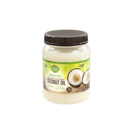 Refined Coconut Oil Natural Hair