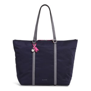 Vera Bradley Midtown Women's Tote Bag in Classic NavyTotes
