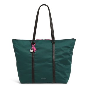 Vera Bradley Midtown Women's Tote Bag in Woodland GreenTotes